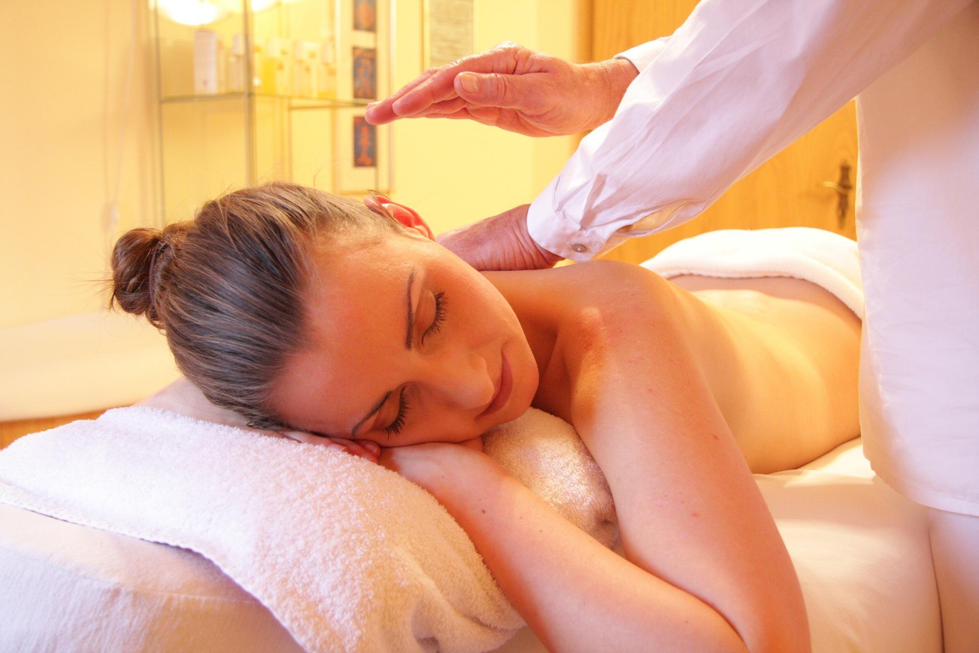 Massagepraktijk Vitaliteit
